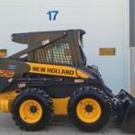 L175 - New Holland - pilot control