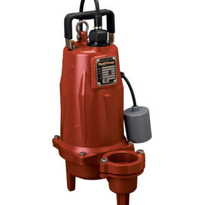 "1.5 HP, Sewage pump, 1 PH, 208-230V, 25' Cord, 2"" Discharge, Manual"