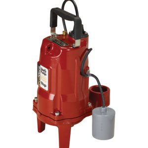 "1 HP, PRG Series, 1 PH, 230V, 2"" Discharge, 10' Cord, Manual"