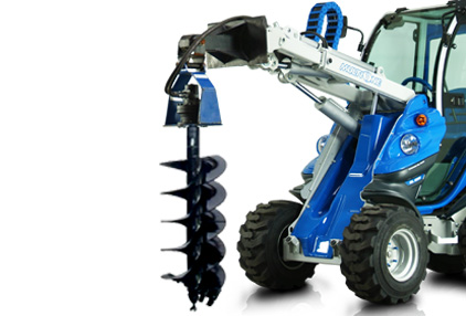 MultiOne auger for tree