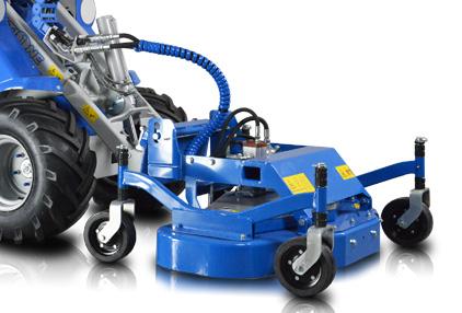 MultiOne lawn mower