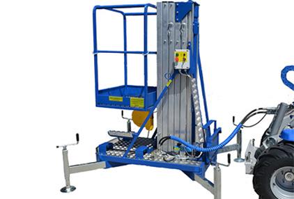 Multione aerial platform lift