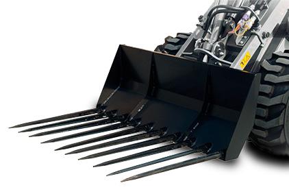 MultiOne manure fork