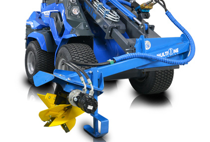 MultiOne power plow