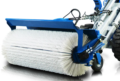 MultiOne rotary broom