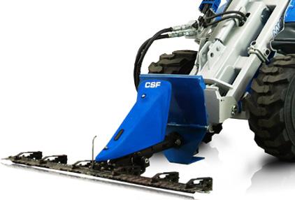 MultiOne sickle bar mower