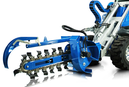 Multione trencher