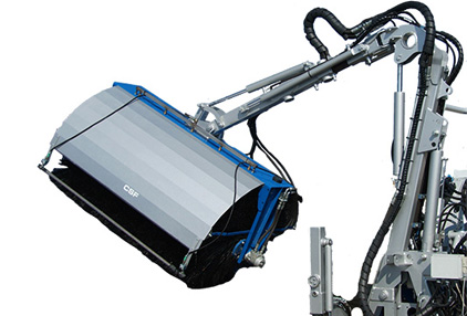 MultiOne solar panel washer
