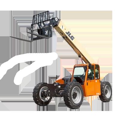 JLG G6-42A 6000lb 42ft Telehandler