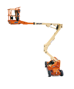 Electric Powered Boom Lifts