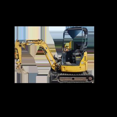 John Deere 17ZTS Excavator
