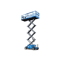 Genie GS-2668RT 26 ft Scissor Lift