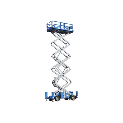 Genie GS4390RT 43 ft scissor lift