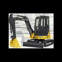 John Deere 35D Excavator