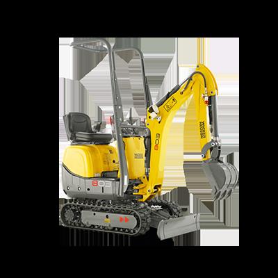 Wacker Neuson 803 Excavator