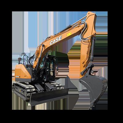 Case CX145C SR Excavator