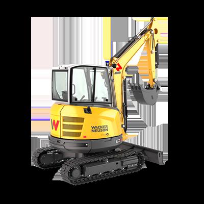 Wacker Neuson EZ36 Excavator