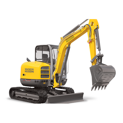 Wacker Neuson EZ53 Excavator