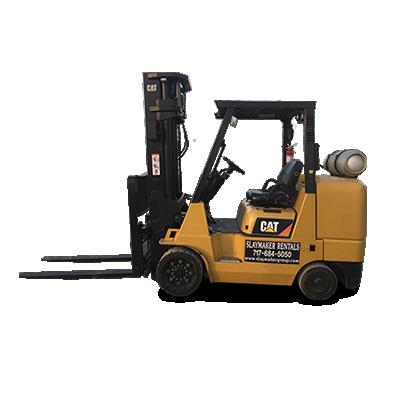 Cat GC45KSWB Forklift