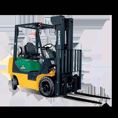 Komatsu FG15HT-17 3K Forklift