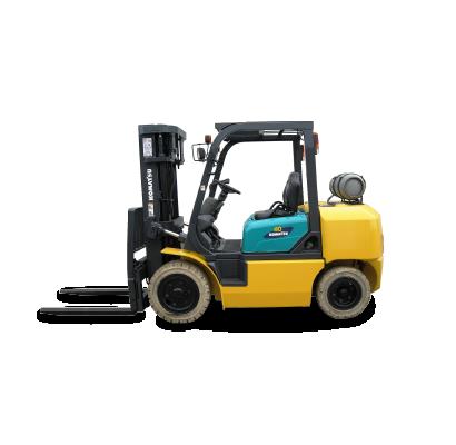 Komatsu FG40ZT-8 Forklift