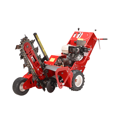 Barreto 1324D Walk Behind Trencher