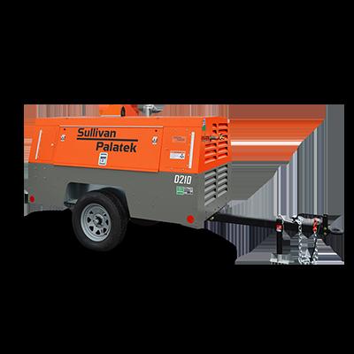 Sullivan Palatek D210 Air Compressor