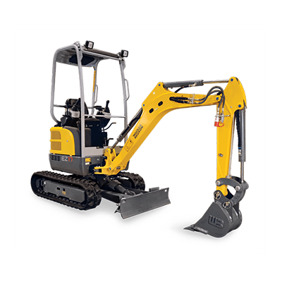 Wacker Neuson EZ17 Excavator