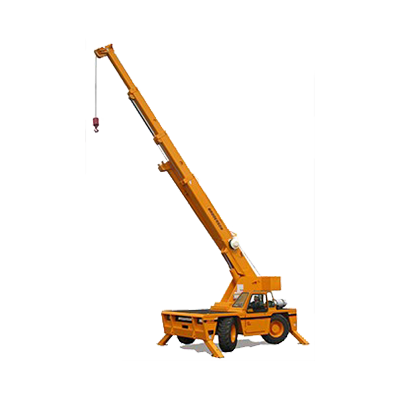 Broderson IC200 Carry Deck Crane