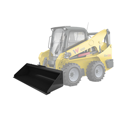 Skid Steer General Purpose Bucket