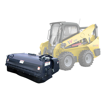 Skid Steer Sweep Broom
