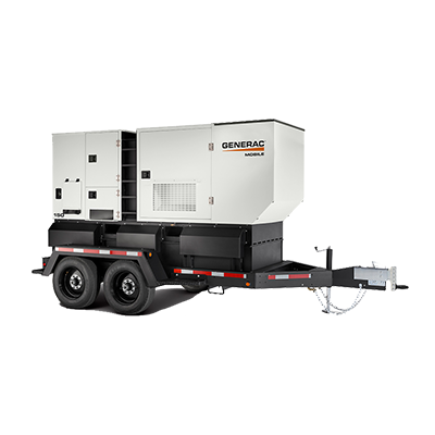 Trailer Mounted Generators