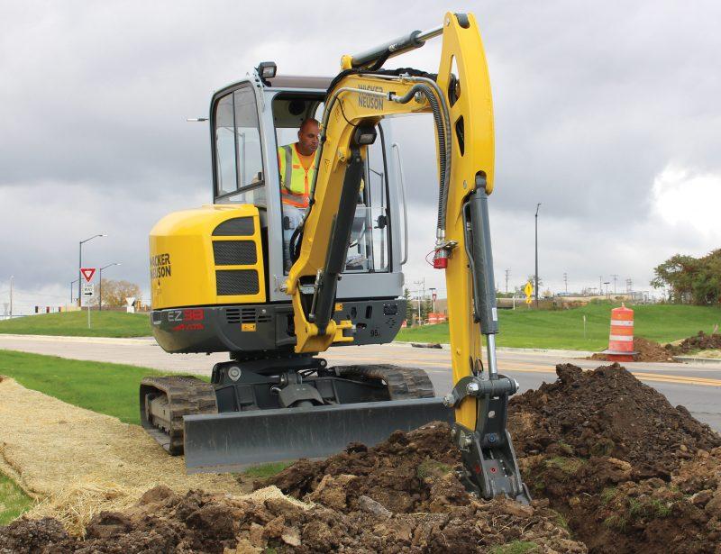 Mini Excavator Lancaster PA